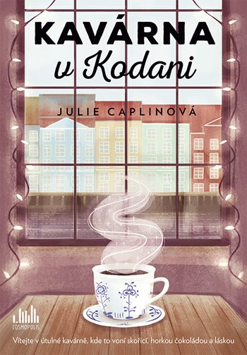 Soutěž o 3 knihy Kavárna v Kodani - www.vasesouteze.cz