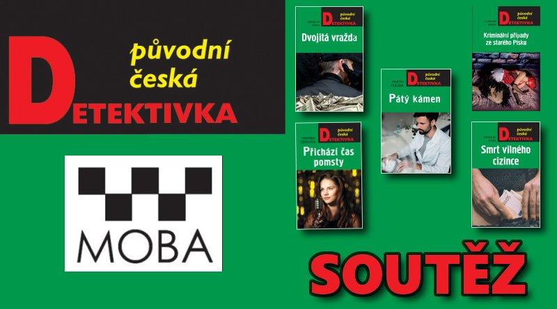SOUTĚŽ o pět českých detektivek - www.chrudimka.cz