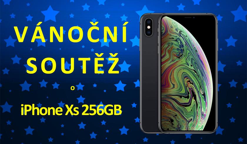 Vánoční soutěž o iPhone Xs 256GB - www.vyherniik.cz/?utm_source=Souteze24CZ&utm_medium=souteze&utm_campaign=20181218