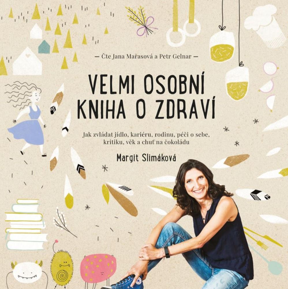 Soutěž o audioknihu Velmi osobní kniha o zdraví - www.vasesouteze.cz