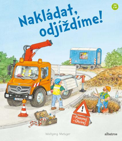 Soutěž o leporelo Nakládat odjíždíme! - www.vasesouteze.cz