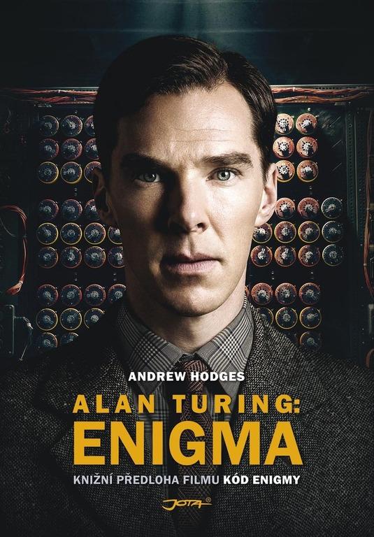 Soutěž o 3 knihy Alan Turing: Enigma - www.vasesouteze.cz