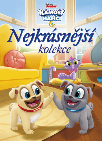 Soutěž o dětskou knížku Kámoši hafíci - Nejkrásnější kolekce - www.vasesouteze.cz