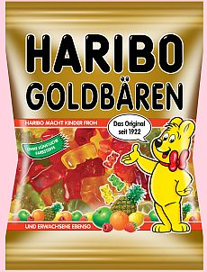 Zapojte se do soutěže a vyhrajte kyblík Haribo Goldbären - www.chytrazena.cz