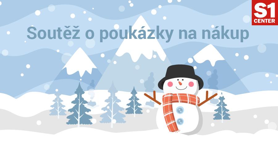 Soutěžte s S1 Center Havlíčkův Brod o 10 poukázek na nákup! - www.saller.cz