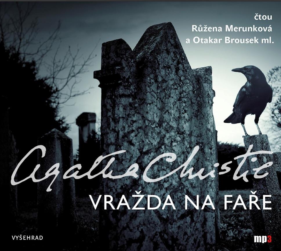 Soutěž o audioknihu Vražda na faře - www.vasesouteze.cz