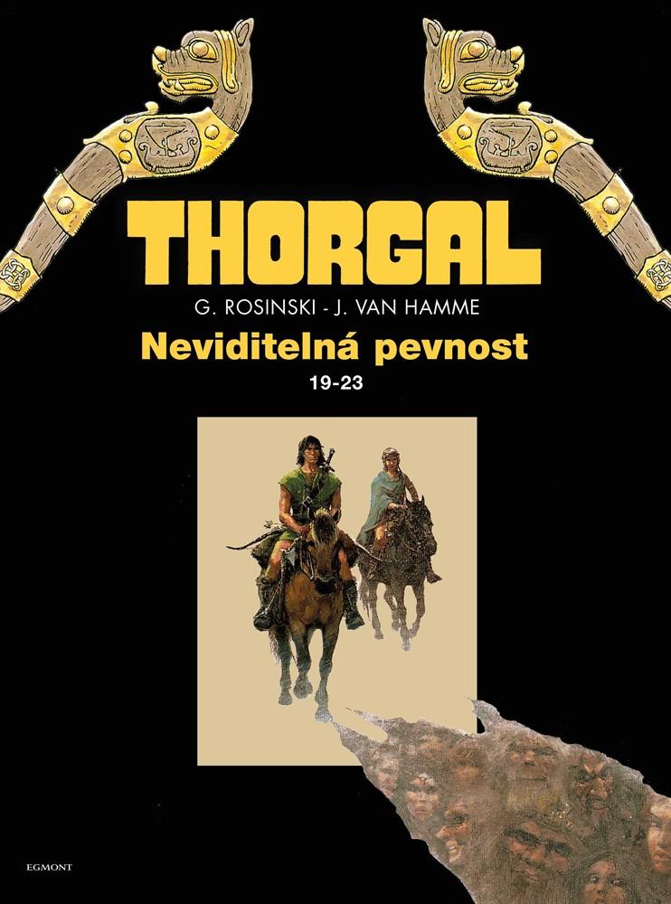 Soutěž o knihu Thorgal  Neviditelná pevnost omnibus - www.vasesouteze.cz