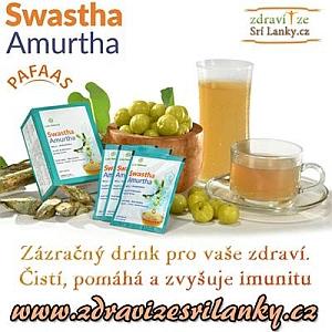 Soutěž o ajurvédský zázračný nápoj Swastha Amurtha ze Srí Lanky - www.chytrazena.cz