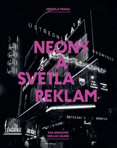 Soutěž o knihu Neony a světla reklam - www.vasesouteze.cz