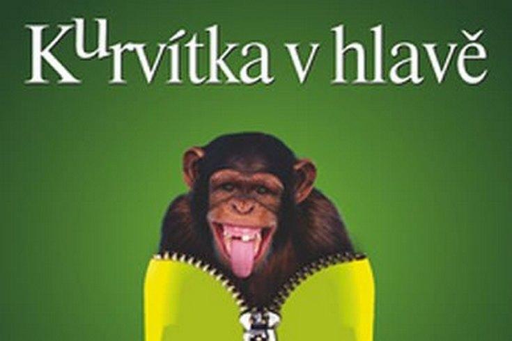 Vyhrajte dvě knihy Kurvítka v hlavě - www.klubknihomolu.cz
