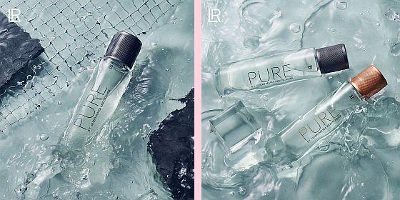 Valentýnská soutěž o nový pánský parfém LR Health & Beauty PURE - www.chytrazena.cz