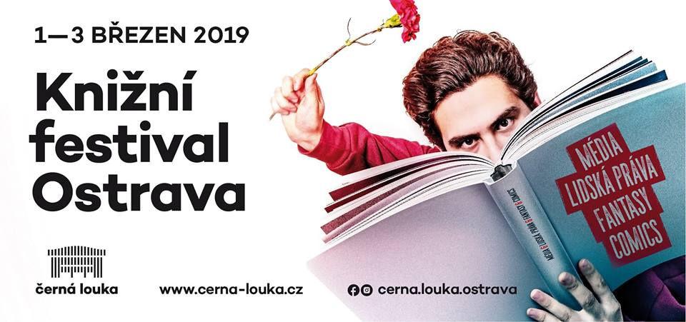 Soutěž o 5 lístků na knižní festival v Ostravě - www.vasesouteze.cz