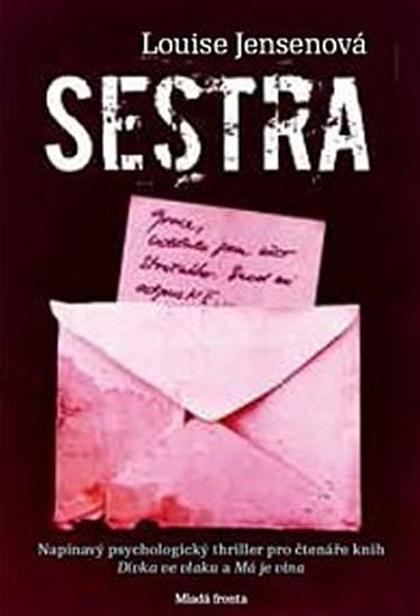 Soutěž o knihu Sestra - www.vasesouteze.cz