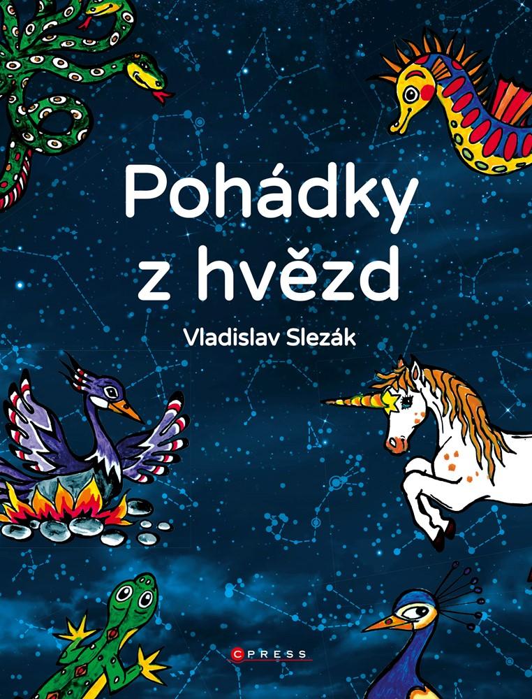 Soutěž o knihu Pohádky z hvězd - www.vasesouteze.cz