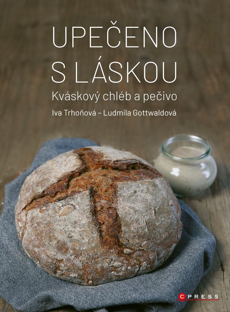 Soutěž o knihu Upečeno s láskou - www.vasesouteze.cz