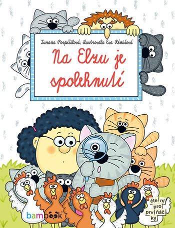 Soutěž o knihu Na Elzu je spolehnutí - www.vasesouteze.cz
