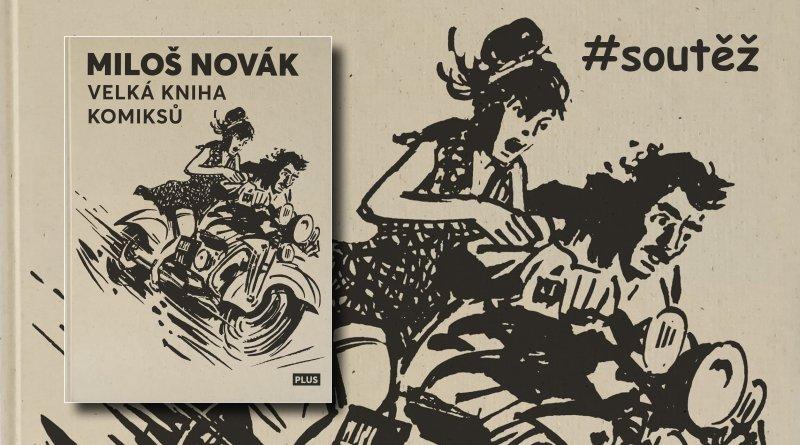 SOUTĚŽ o Velkou knihu komiksů - www.chrudimka.cz