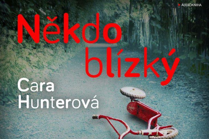 Vyhrajte tři audioknihy Někdo blízký - www.klubknihomolu.cz