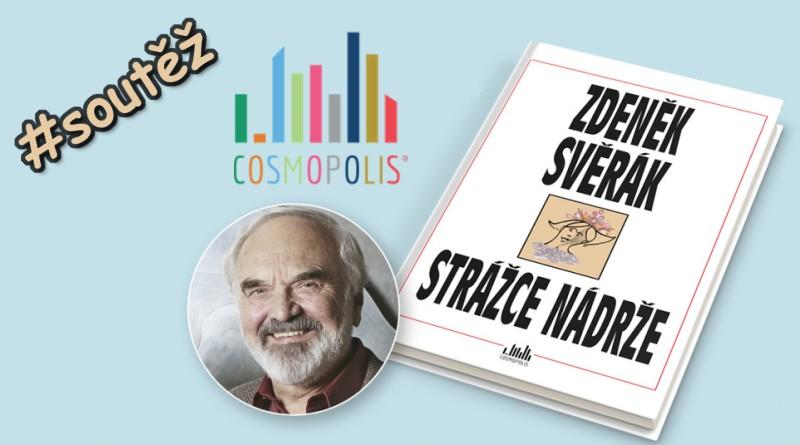 SOUTĚŽ o knihu STRÁŽCE NÁDRŽE - www.chrudimka.cz