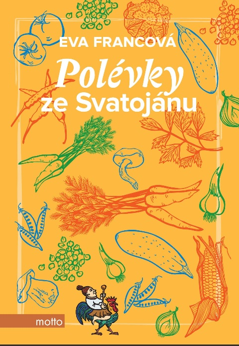 Soutěž o knihu Polévky ze Svatojánu - www.vasesouteze.cz