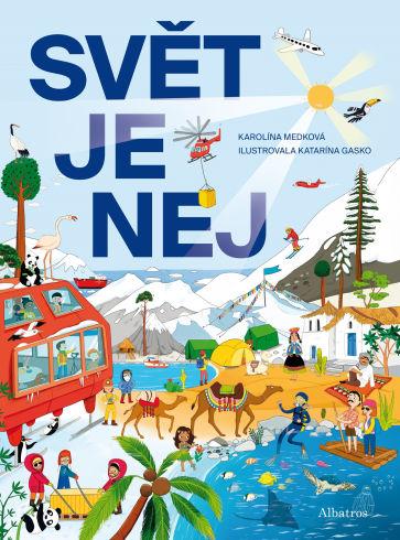 Soutěž o knihu Svět je NEJ - www.vasesouteze.cz