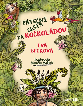 Soutěž o knihu Páteční cesta za Kočkoládou - www.vasesouteze.cz