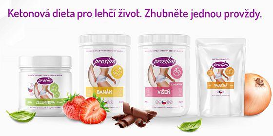 Soutěžte s námi o proteinové keto balíčky od Proslim v hodnotě 10 349 Kč - www.chytrazena.cz