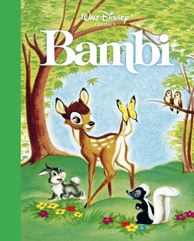 Soutěž o dětskou knížku Bambi - www.vasesouteze.cz