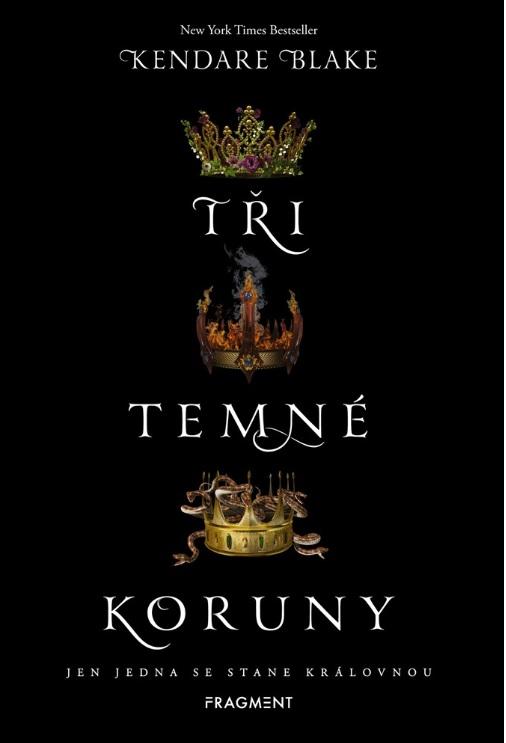 Soutěž o knihu Tři temné koruny - www.vasesouteze.cz