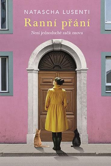 Soutěž o 2 knihy Ranní přání - www.vasesouteze.cz