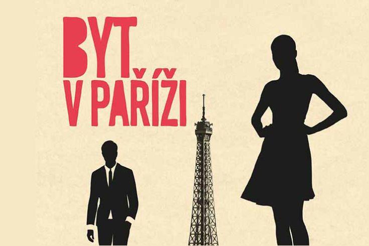 Vyhrajte tři knihy Byt v Paříži - www.klubknihomolu.cz