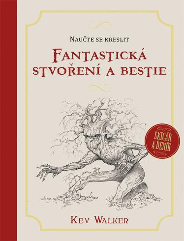 Soutěž o tři publikace Naučte se kreslit  Fantastická stvoření a bestie - www.vasesouteze.cz