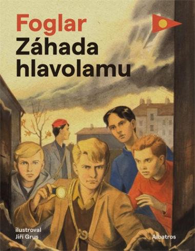 Soutěž o knihu Záhada hlavolamu - www.vasesouteze.cz
