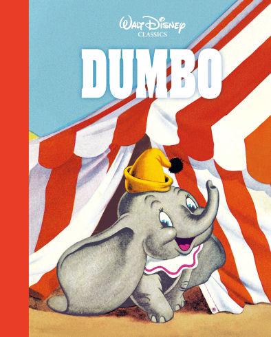 Soutěž o knížku Walt Disney Classics - Dumbo - www.vasesouteze.cz