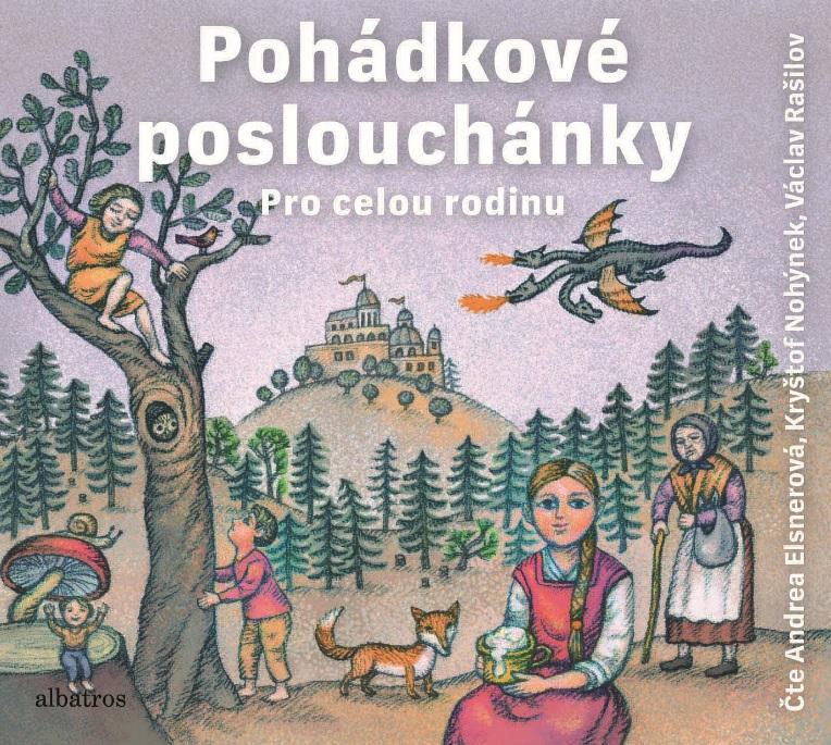 Soutěž o audioknihu Pohádkové poslouchánky - www.vasesouteze.cz
