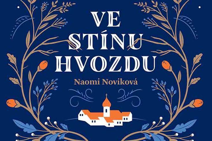 Vyhrajte dvě knihy Ve stínu Hvozdu - www.klubknihomolu.cz