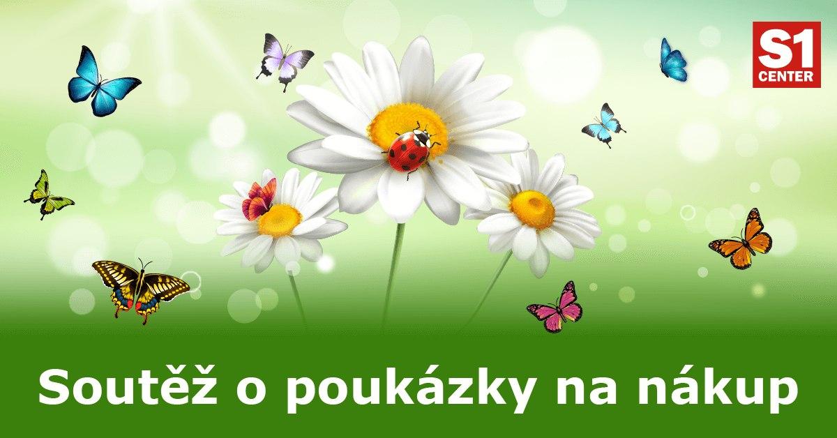 Soutěžte s S1 Center Karviná o 10 poukázek na nákup! - www.saller.cz