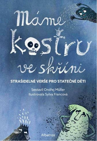 Soutěž o knihu Máme kostru ve skříni - www.vasesouteze.cz
