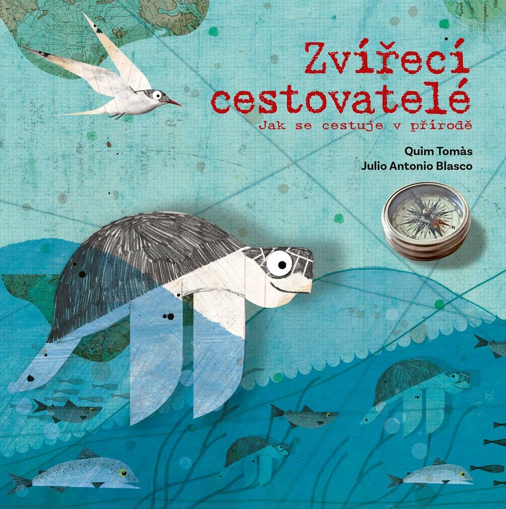 Soutěž o knihu Zvířecí cestovatelé - www.vasesouteze.cz