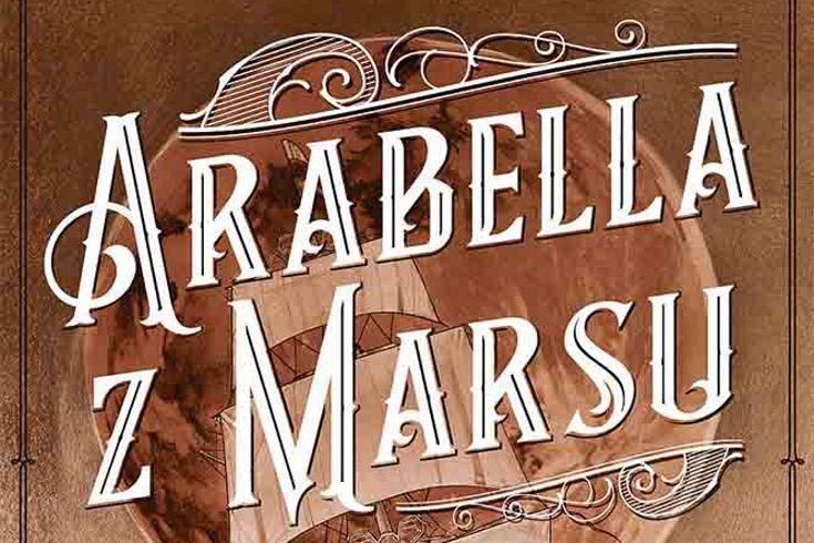 Vyhrajte dvě knihy Arabella z Marsu - www.klubknihomolu.cz