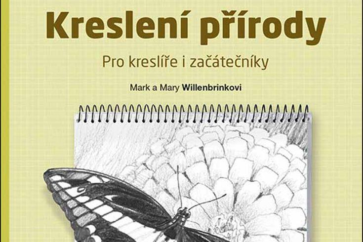 Vyhrajte tři knihy Naučte se kreslit  Kreslení přírody - www.klubknihomolu.cz