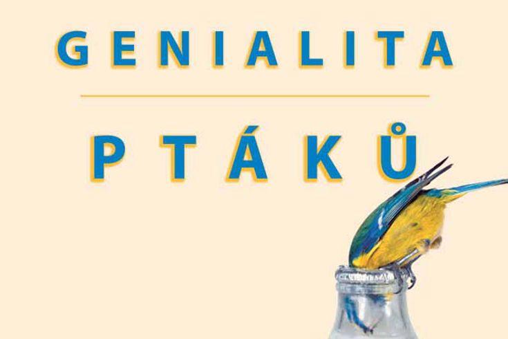 Vyhrajte dvě knihy Genialita ptáků - www.klubknihomolu.cz