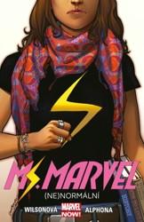 Soutěž o komiks Ms. Marvel - www.lukbook.cz