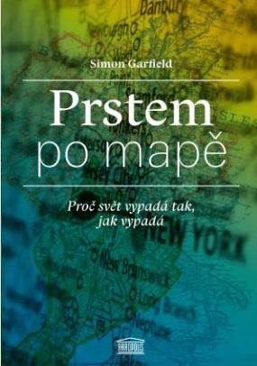 Soutěž o 4 knihy Prstem po mapě - www.vasesouteze.cz