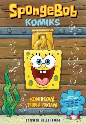 Soutěž o tři komiksové knihy SpongeBob: Komiksová truhla pokladů - www.vasesouteze.cz
