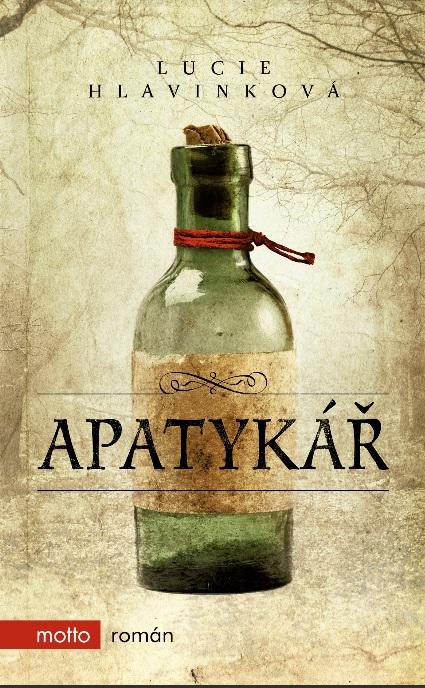 Soutěž o knihu Apatykář - www.vasesouteze.cz