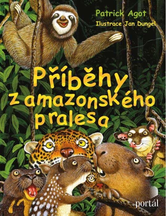 Soutěž o 3 knihy Příběhy z amazonského pralesa - www.vasesouteze.cz
