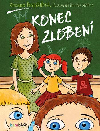 Soutěž o knihu Konec zlobení - www.vasesouteze.cz