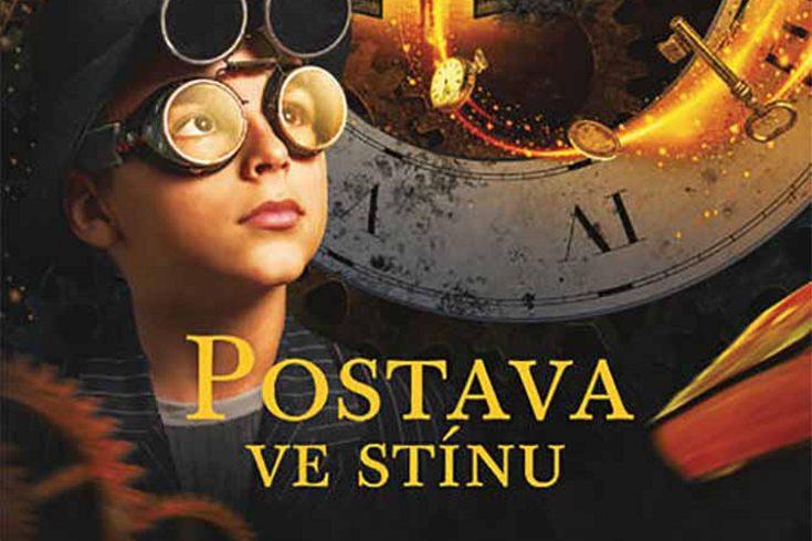 Vyhrajte dvě knihy Postava ve stínu - www.klubknihomolu.cz