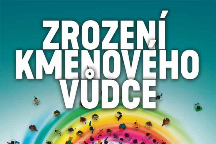 Vyhrajte dvě knihy Zrození kmenového vůdce  - www.klubknihomolu.cz